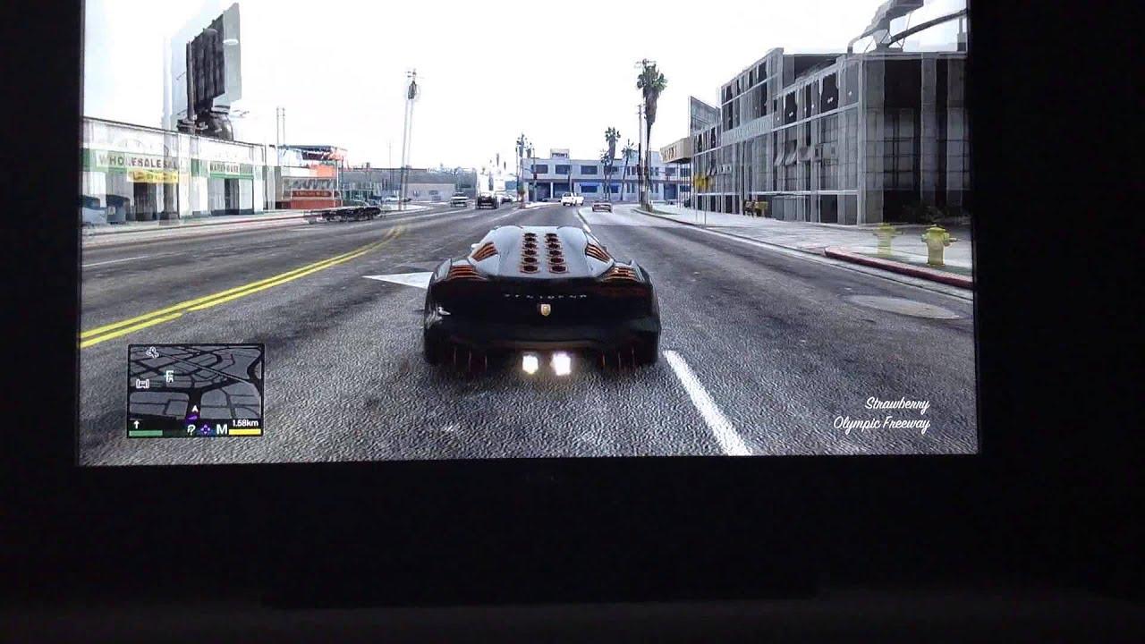 Commment avoir des voiture de sport gratuite sur gta 5 for Voiture garage gta 5 mode histoire