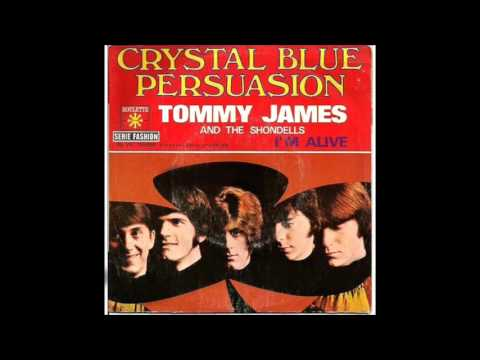 Tommy James & the Shondells- Crystal Blue Persuasion - A Danny Whitfield Mix