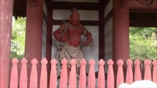 最も美しい鎌倉古寺ー鎌倉時代の面影残す「妙法寺」のモモ、さくら、仁...
