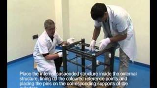 ESOTERIC Suspended Audio Rack - HI-FI furniture of Artesania Audio