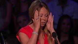 Mariah Carey on American Idol (Top 8)