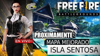 🔴 Free Fire - Battlegrounds - Próximamente Nueva Personaje y Nuevo Mapa - Armando Equipos