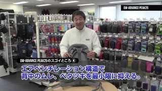 [ハクバ] GW-ADVANCE PEAK25 カメラバッグ