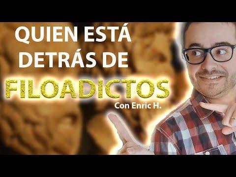 LITERAXIA ENTREVISTAS//ESPECIAL FILOADICTOS(ft. Enric H Gel)