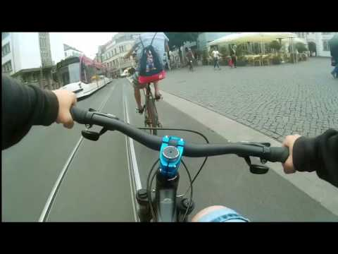 Driving threw Erfurt Summervibes   by Freedom