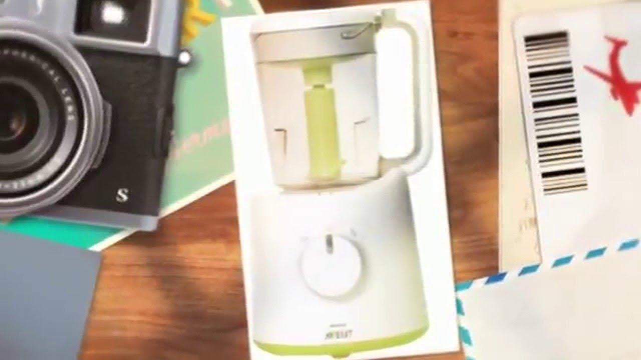 Robot cucina philips miglior robot da cucina philips youtube - Robot da cucina philips essence ...