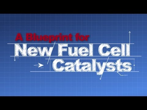Public Lecture—A Blueprint for New Fuel Cell Catalysts
