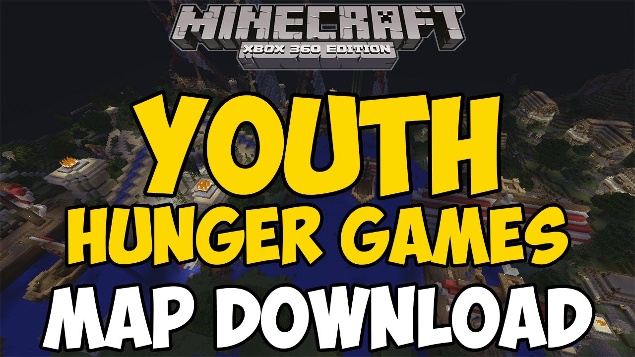 Xbox 360 Hunger Games : Minecraft xbox one youth hunger games map download