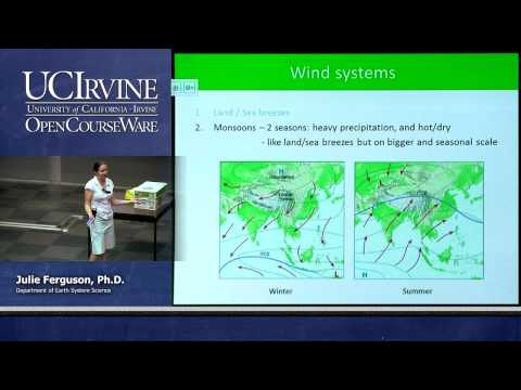 ESS 5. Lec. 12. The Atmosphere: Wind Systems, Air Masses, and Fronts