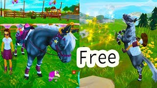 FREE Birthday Party Coins + All Star Stable Online Horse Video Game Golden Horseshoes Locations