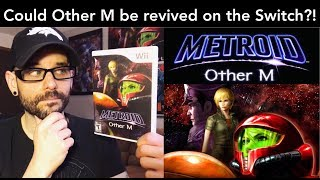 """Could Metroid Other M be """"Revived"""" on Nintendo Switch? Should it be? 