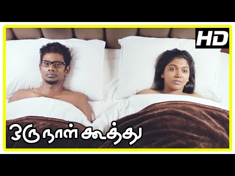 Oru Naal Koothu Tamil Movie | Scenes | Riythvika Calls Off Wedding | Ramesh Proposes To Riythvika