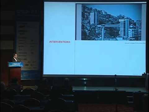 """CTBUH 2011 Seoul Conference - Luis Diego Quiros Pacheco, """"Verticality"""""""