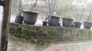 Hujan Deras Cukup Tinggi dan Mendominasi by Kamil Reoga