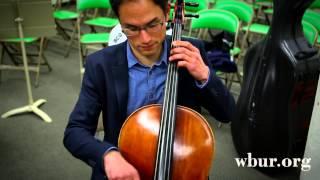 Boston Cello Quartet - La Muerte del Angel