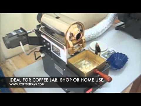 Coffee Sample Roaster - Sample Pro 100
