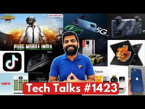 Tech Talks #1423 – PUBG India Good News, Realme 8 5G, Redmi K40 Gaming, Samsung Blast, Mi 11 Issue