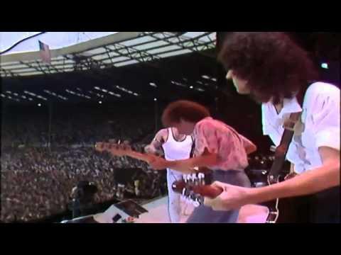 Queen - Live Aid 1985 - HD