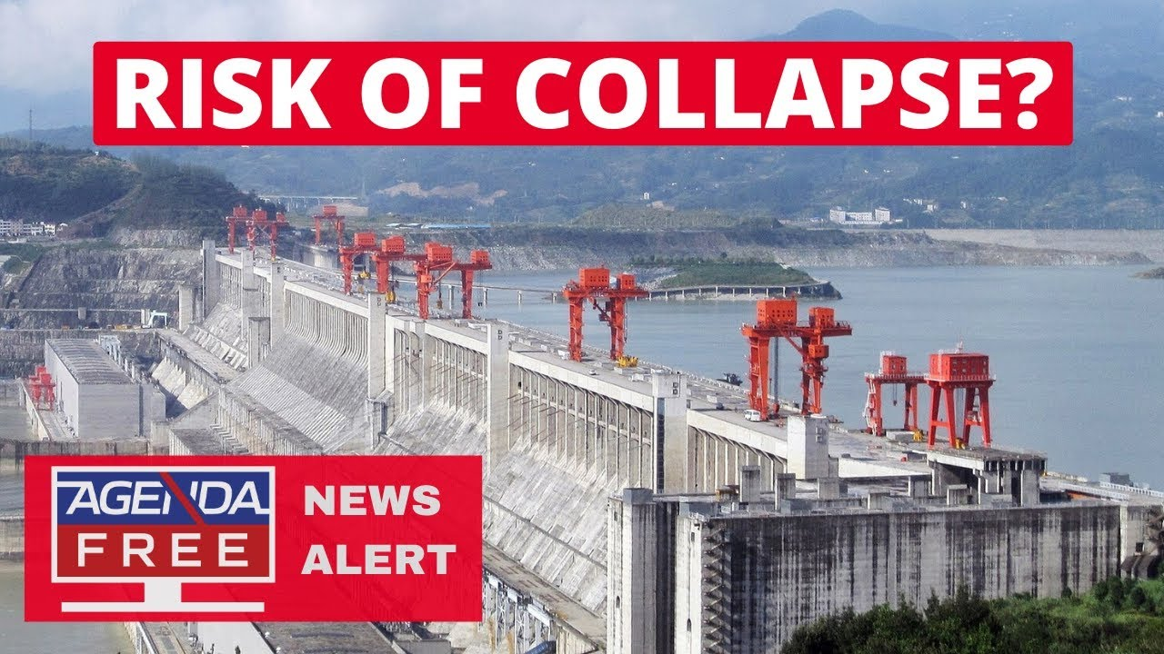China Floods: Could Three Gorges Dam Collapse?  - LIVE COVERAGE