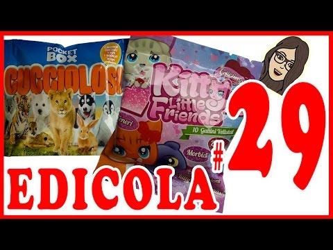 Edicola #29: Pocket Box Cucciolosi & Kitty Little Friends
