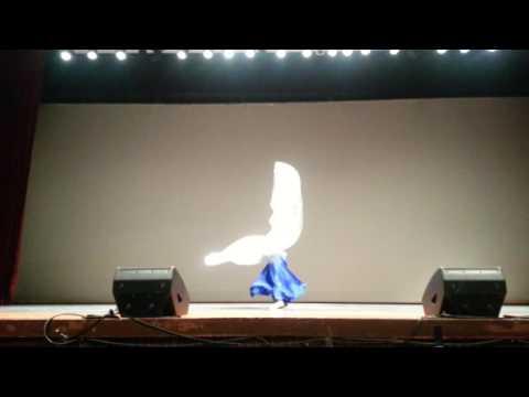 서영 밸리댄스 대회