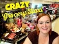 Grocery Haul - Going Out Of Business!!! - Fresh Market Crazy Grocery Haul