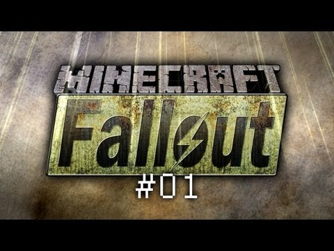 MineCraft Fallout - 01