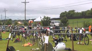 Iron Horse Triathlon - Morgan City, LA