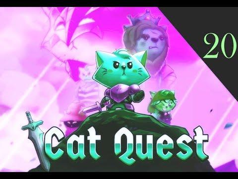 The Last Quest | Cat Quest #20
