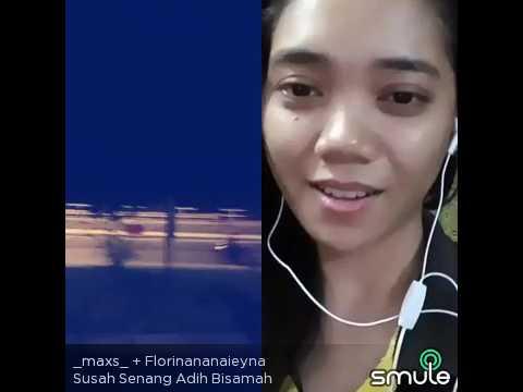 Susah senang adih bisamah...bidayuh song cover...by nana & max