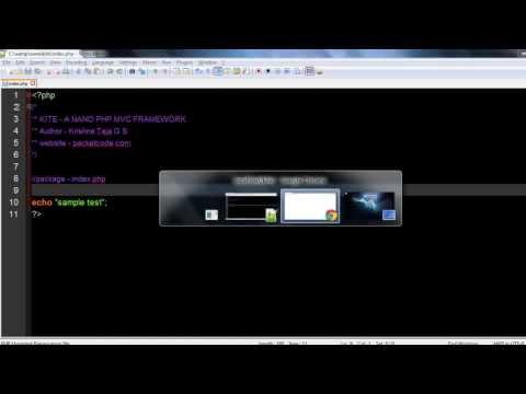 Coding A PHP MVC Framework - Htaccess 1.4