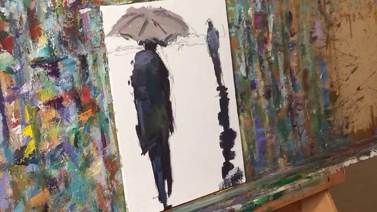 Artist Modern Art Painting Images