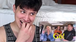 Vocal Coach Reaction to Christina Aguilera Carpool Karaoke
