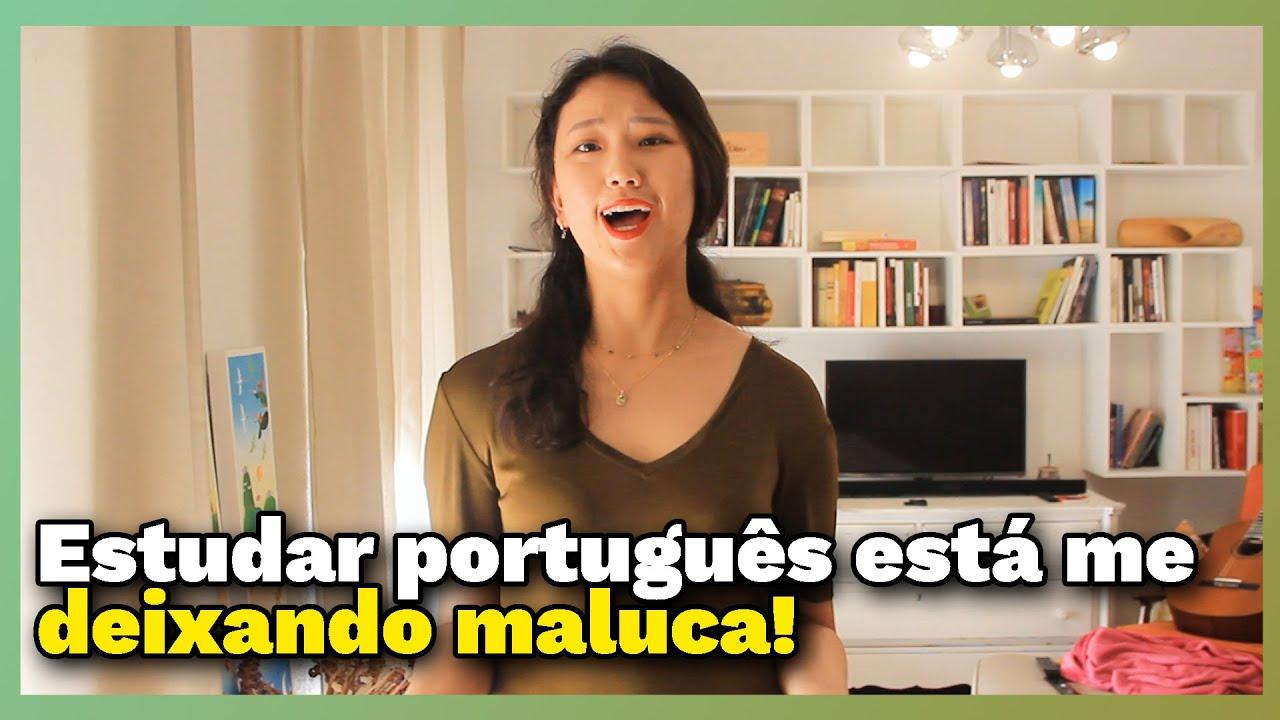 Os momentos embaraçosos que passei enquanto estudava português!