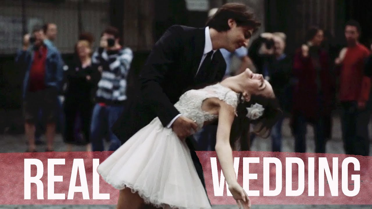 Real Weddings Youtube: Real Wedding: Lauren & Yohan