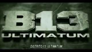 Distrito 13 ultimatum pelicula completa en español