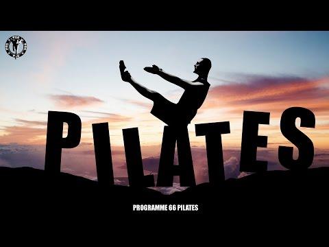 Apprendre le Pilates à la maison (comment faire du pilates à la maison - méthode en vidéo)