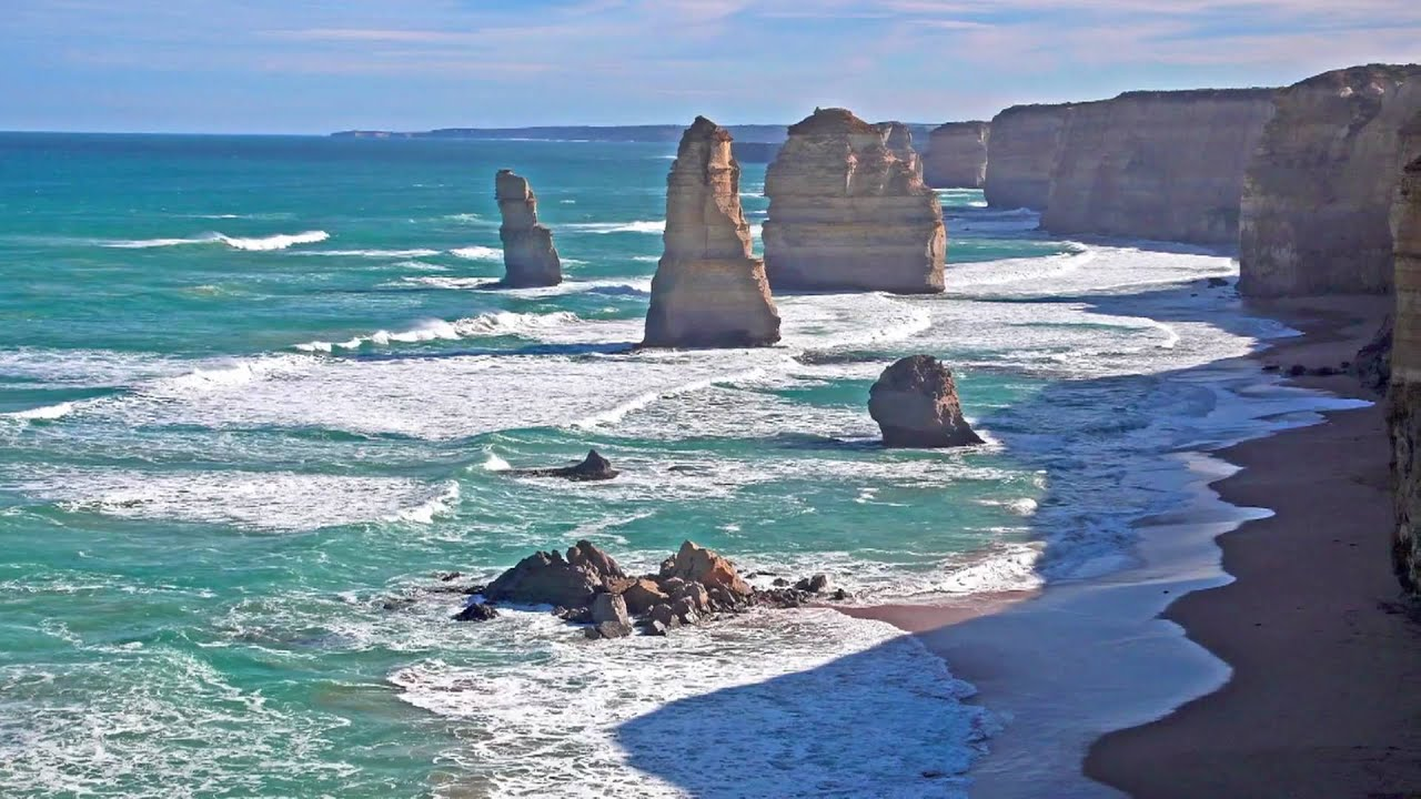 Great Ocean Road Australia グレート・オーシャン・ロード Youtube