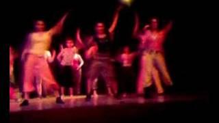 ghetto millionaire danse