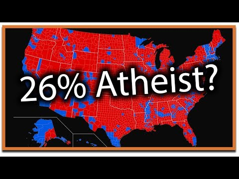 There Are More Atheists Than We Thought?