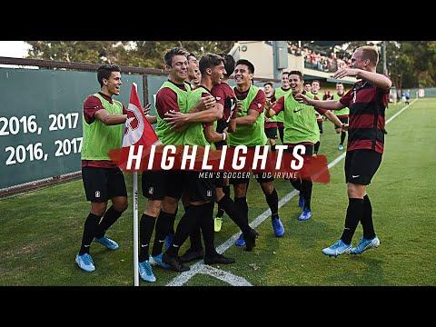 Stanford Men's Soccer Vs. UC Irvine [9.9.19]