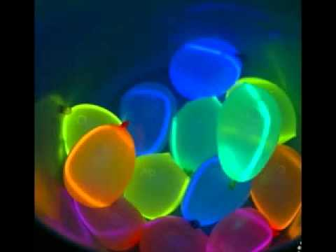 Glow In The Dark Decoration Ideas glow in the dark decorating ideas - youtube