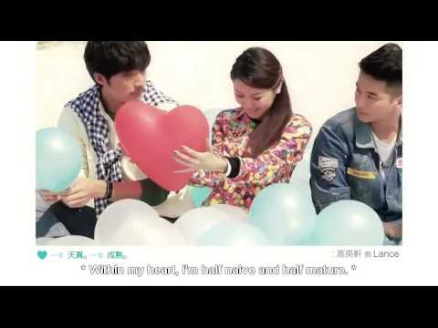 [Fall in love with me ost] Aaron Yan ft G.na - 1/2 (eng subs)