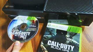 JUGANDO a Black Ops 1 en XBOX ONE! (1000% REAL)