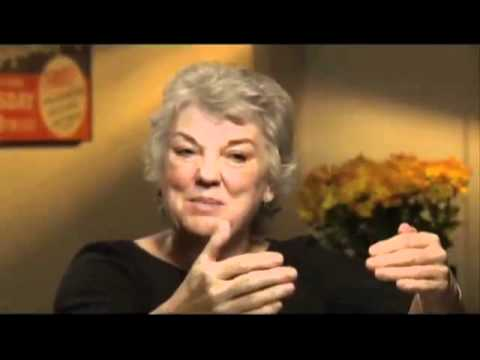 Tyne Daly on Cagney and Lacey being a good team - EMMYTVLEGENDS.ORG