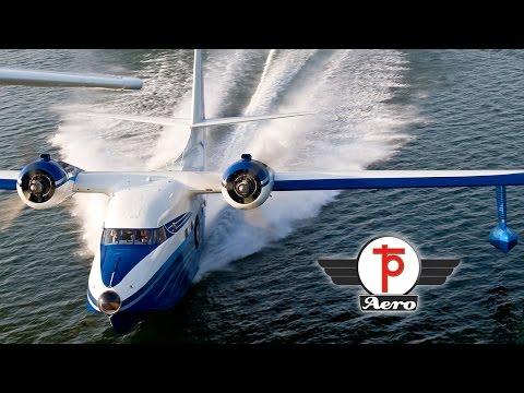 Albatross Wings ~ Group Splash of 3 Grumman Flying Boats.