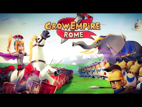 ЧТО СТАЛО С ЭТОЙ ИГРОЙ→ОБНОВА2020(Grow Empire Rome)
