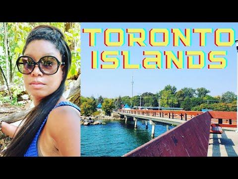 Toronto Islands and Beach Tour | Centre Island | Wards Island | Hanlan's Island | Toronto Canada