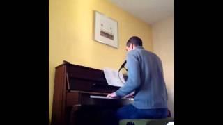 Benabar - Le Diner - Piano