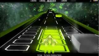 Audiosurf: Dj Carpi - The Garden (Teddybeer Remix)
